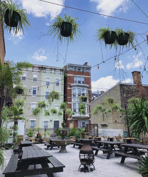 MECCA OTR - Downtown Cincinnati Bar - city oasis